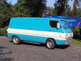 Dodge A100 - 1970 Dodge A108 (LWB) van