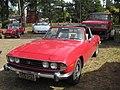 1973 Triumph Stag + 1974 Triumph Toledo (25258539667).jpg