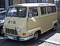 1975 Renault Alouette R2136A campervan, front right.jpg