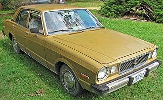 Toyota Cressida - Image: 1978 Toyota Cressida MX32