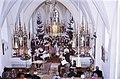1983 Haunzenbergersöll Adventssingen.jpg