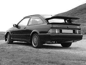 Ford Sierra RS Cosworth - Ford Sierra RS500 Cosworth.