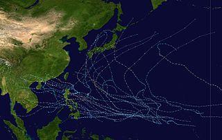 1993 Pacific typhoon season typhoon season in the Pacific Ocean