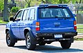 1995 Nissan Pathfinder SE, rear 5.19.19.jpg