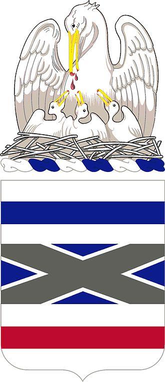 Louisiana Army National Guard - Image: 199Inf Regt COA