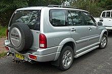 Suzuki       XL   7  Wikipedia