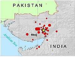 2001 Gujarat earthquake - Wikipedia, the free encyclopedia