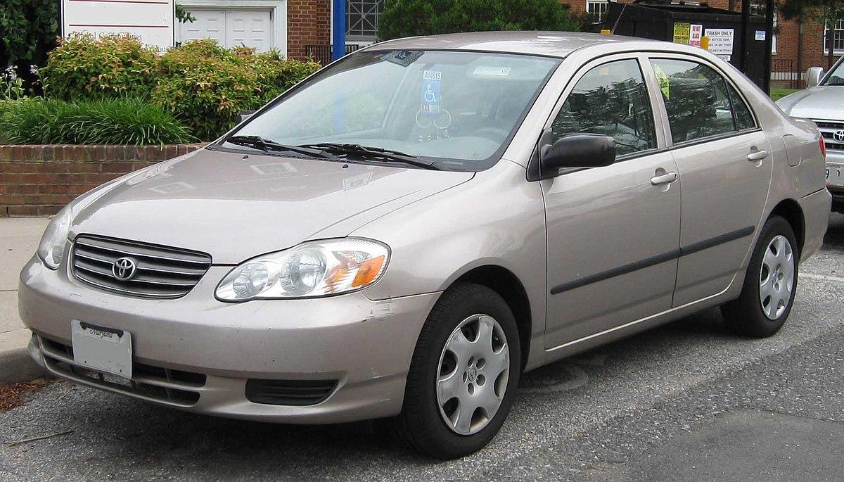 Kekurangan Toyota Corolla 2004 Perbandingan Harga