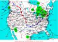 2004-01-22 Surface Weather Map NOAA.png