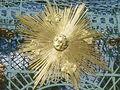 2004.Gitterpavillon verziert mit vergoldeten Sonnen und Instrumenten(1775)-Sanssouci-Steffen Heilfort.JPG