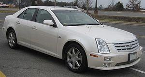Cadillac STS - 2005–2007 Cadillac STS