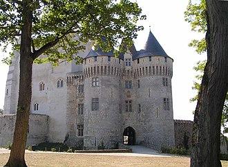 Perche - Château Saint-Jean, Nogent-le-Rotrou.
