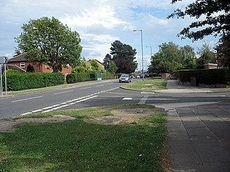 Fairfield, County Durham - Image: 2006 06 23 Fairfield Road 2