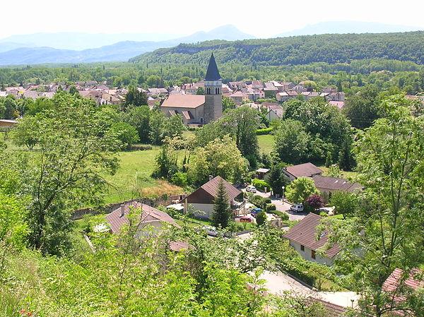 Photo de la ville Artemare