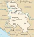 2006 Serbia-CIA WFB Map-NO.png