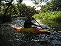 2007-08-13 Yorozui-River Canoe touring 万水川カヌーツーリング(カヤック壇上晴一)P8138745.jpg