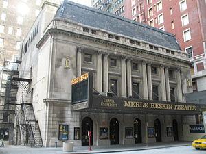 Merle Reskin Theatre - The theatre in 2007