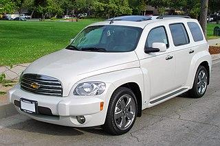 Chevrolet HHR retro-styled station wagon