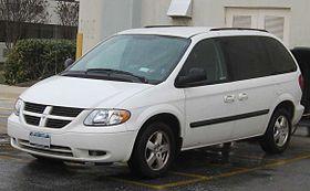 Dodge Caravan 4