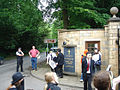 2008 06 Milling around entrance - Saint Hill Manor.jpg