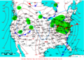 2009-04-03 Surface Weather Map NOAA.png