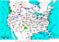 2009-05-12 Surface Weather Map NOAA.png