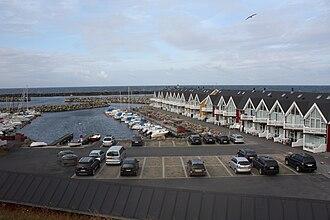 Hasle, Bornholm - Image: 20090817 Hasle 03
