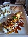 2010-365-21 Pretty (good) Sushi (4296833432).jpg