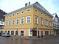 2012.01.15 - Weyer35 - Bürgerhaus, ehem. Poststation von Weyer, Oberer Markt 1 - 01.jpg