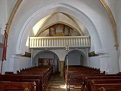 2012.09.18 - St. Georgen in der Klaus - Pfarrkirche hl. Georg - 08.jpg