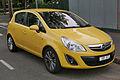 2012 Opel Corsa (CO) Enjoy 5-door hatchback (2015-11-11) 01.jpg