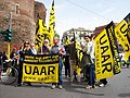 2013-04-25 Rappresentanza UAAR porta san Paolo.jpg