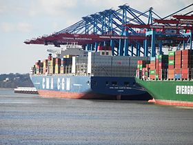 Image illustrative de l'article CMA CGM Corte Real