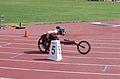 2013 IPC Athletics World Championships - 26072013 - Angela Ballard of Australia during the Women's 400M - T53 first semifinal 9.jpg