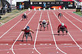 2013 IPC Athletics World Championships - 26072013 - Arrival of the Women's 400M - T53 second semifinal.jpg