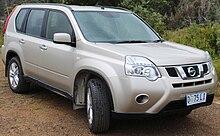 Nissan-XTrail II serie (T31)