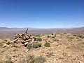 2014-06-28 12 30 17 The summit of East Twin in the Adobe Range near Elko, Nevada.JPG