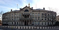 2014-12-27 15 54 11 Panorama of the front of the New Jersey State House on West State Street in Trenton, New Jersey.JPG