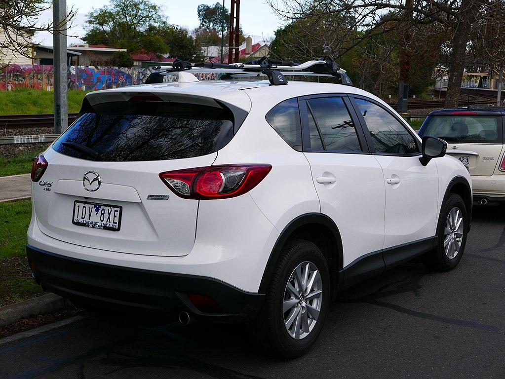 File 2014 Mazda Cx 5 Ke My14 Maxx Sport Awd Wagon 2015 06 03 02 Jpg Wikimedia Commons