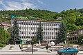 2014 Prowincja Tawusz, Dilidżan, Budynek banku (01).jpg