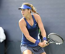 2014 US Open (Tennis) - Qualifying Rounds - Maria Sanchez (14828043539).jpg