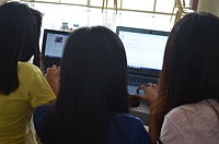 2014 Waray Wikipedia Edit-a-thon 23.JPG