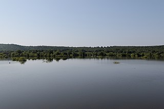 Lake Wister State Park