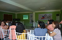 2015 Waray Wikimedia Forums at Greater Tacloban 01.JPG