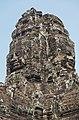 2016 Angkor, Angkor Thom, Bajon (24).jpg