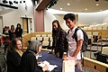 2016 LMU Common Book Author Ruth Ozeki (25310053319).jpg