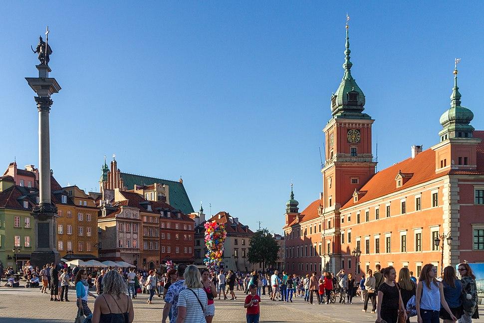 2017-05-27 Plac Zamkowy w Warszawie 2