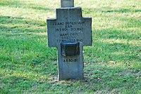 2017-09-28 GuentherZ Wien11 Zentralfriedhof Gruppe97 Soldatenfriedhof Wien (Zweiter Weltkrieg) (040).jpg