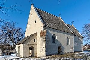 Szydłów - Image: 20170211 Kościół Wszystkich Świętych w Szydłowie 4192