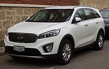 Kia Sorento 2017 >> Kia Motors - Wikipedia